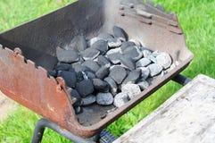 Insieme del barbecue immagine stock