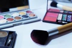 Insieme del cosmetico Fotografia Stock
