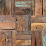 Insieme del fondo di legno marrone dell'estratto di struttura fotografie stock libere da diritti