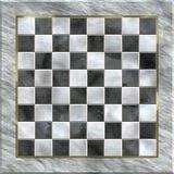 Insieme del lusso della scheda di scacchi Fotografia Stock