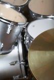 Insieme del tamburo Immagine Stock Libera da Diritti