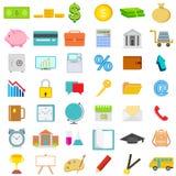 Insieme dell'icona illustrazione di stock