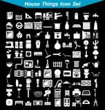 Insieme dell'icona di cose della Camera Fotografia Stock Libera da Diritti