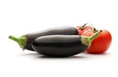 Insieme della verdura Fotografie Stock Libere da Diritti
