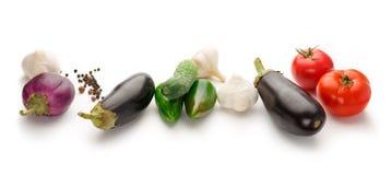Insieme della verdura Immagine Stock