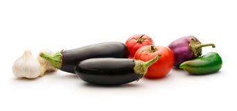 Insieme della verdura Fotografie Stock