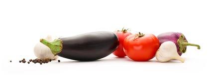 Insieme della verdura Immagini Stock