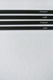 Insieme delle matite Fotografia Stock