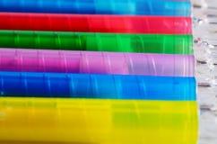 Insieme delle matite colorate Fotografie Stock Libere da Diritti