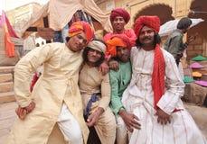 Insieme di Bollywood Immagini Stock Libere da Diritti