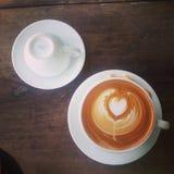 Insieme di caffè Immagine Stock