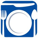 Insieme di Dinning illustrazione vettoriale