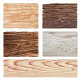 Insieme di legno Immagine Stock Libera da Diritti