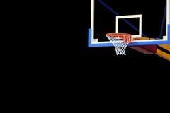 Insieme di pallacanestro fotografie stock