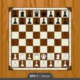 Insieme di scacchi per progettazione di interfaccia digitale di sviluppo del gioco Fotografia Stock