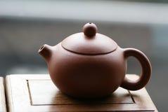 Insieme di tè fotografie stock