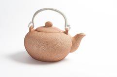 Insieme ottimistico per tè Immagini Stock