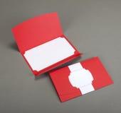 Insieme romantico di progettazione Per essere usato per le cartoline, inviti, carta Immagini Stock