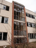 Insight into deserted places Stock Photography