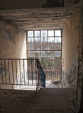 Insight into deserted places Stock Photos