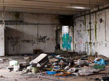 Insight into deserted places Royalty Free Stock Photography