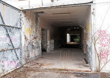 Insight into deserted places Stock Image