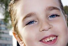Insightful eyes Stock Photos