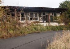 Insights into an forgotten warehouse Royalty Free Stock Photos