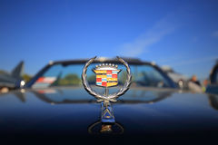 Insigne Cadillac images stock