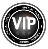 Insigne d'invité spécial de VIP Image stock