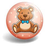 Insigne d'ours Photographie stock