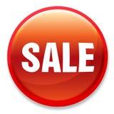 Insigne de vente Images stock