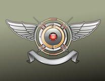 Insignes royalty-vrije illustratie