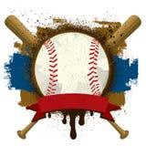 Insignes de base-ball Image libre de droits
