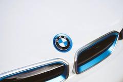 Insignes de logotype de BMW Photo libre de droits
