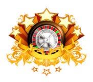 Insignes de roulette illustration libre de droits