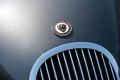 Insignes de véhicule de Jaguar photo stock