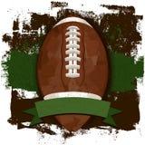 Insignes du football Images libres de droits