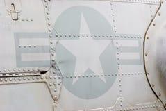 Insignes militaires Photos stock