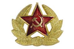 Insignes soviétiques Photo stock
