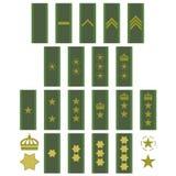 Insignia шведской армии иллюстрация штока