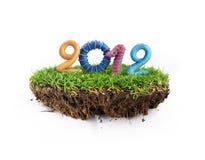insignia 2012 Imagen de archivo libre de regalías