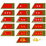 Insignia Army Slovakia Stock Images