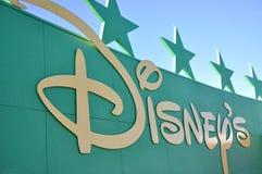 Insignia de Disney Imagen de archivo libre de regalías