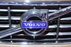 Insignia de Volvo Imagen de archivo libre de regalías