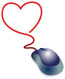 Insignia del amor libre illustration