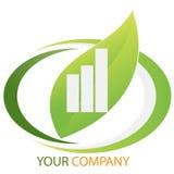 Insignia del asunto de la compañía - inversión