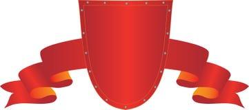 Insignia del blindaje Imagen de archivo libre de regalías