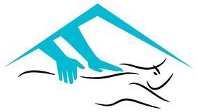 Insignia del masaje
