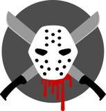 Insignia/emblema del asesino en serie Imagen de archivo libre de regalías